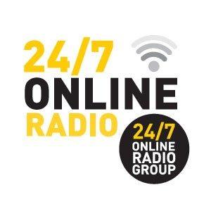 24/7 Online Radio